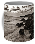 Battered Shore Coffee Mug