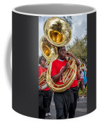 Battered Tuba Blues Coffee Mug