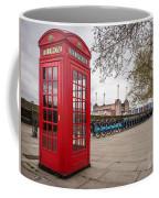 Battersea Phone Box Coffee Mug