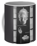 Battery Park Art In Black And White Coffee Mug