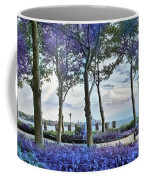 Battery Park In The Spring Coffee Mug