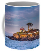 Battery Point Lighthouse Morning Coffee Mug