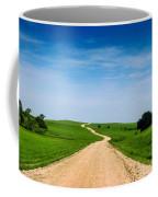 Battle Creek Road From The Saddle Coffee Mug