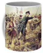 Battle Of Bennington Coffee Mug