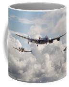 Battle Of Britain - Memorial Flight Coffee Mug