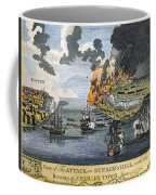 Battle Of Bunker Hill, 1775 Coffee Mug