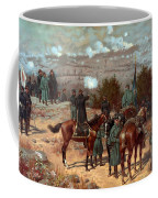 Battle Of Chattanooga Coffee Mug by American School