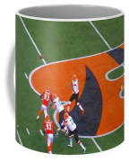 Battle Of Ohio Watercolor Coffee Mug by Dan Sproul