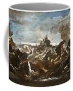 Battle Of Saint-quentin Coffee Mug