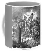 Battle Of The Camel, 656 Coffee Mug