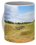 Battle Of Yorktown Battlefield Coffee Mug by John M Bailey
