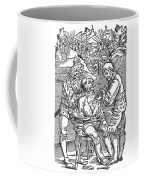 Battlefield Surgeon, 1540 Coffee Mug
