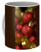 Baubles Coffee Mug by Anne Gilbert