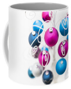 Baubles From Above Coffee Mug by Anne Gilbert