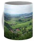 Bavarian Green Valley Coffee Mug