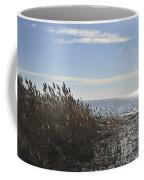 Bay Breeze In Winter Coffee Mug