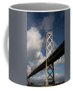 Bay Bridge After The Storm Coffee Mug