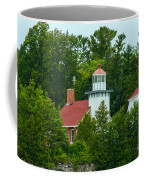Bay Of Green Bay Lighthouse Coffee Mug