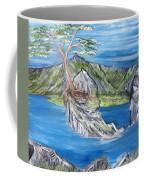 Bay View In Oregon Coffee Mug