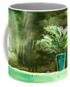 Bay Window Plant Coffee Mug