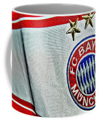 Bayern Munchen Poster Art Coffee Mug