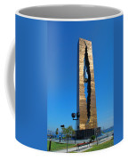 Teardrop  9 - 11 Memorial Bayonne N J Coffee Mug
