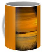 Bayport Dolphins Coffee Mug by Marvin Spates