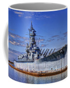 Bb-60 Uss Alabama Coffee Mug