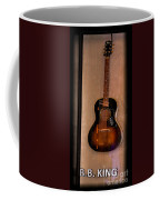 Bb King's Guitar Coffee Mug