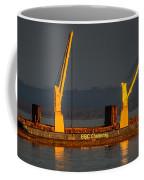 Bbc Chartering Coffee Mug by Paul Freidlund