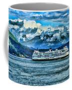 B.c. Ferries Hdr Coffee Mug
