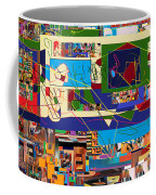 be a good friend to those who fear Hashem 10 Coffee Mug by David Baruch Wolk
