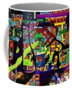 be a good friend to those who fear Hashem 16 Coffee Mug by David Baruch Wolk