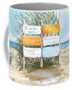 Beach 151 Coffee Mug