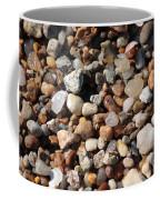 Beach Agates Coffee Mug by Carol Groenen