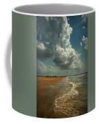 Beach And Clouds Coffee Mug