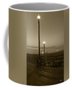 Beach At Night Coffee Mug