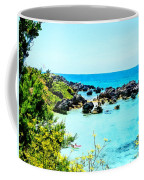 Beach At St. George Bermuda Coffee Mug