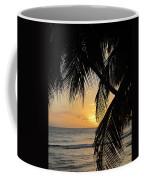 Beach At Sunset 1 Coffee Mug