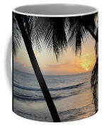 Beach At Sunset 5 Coffee Mug