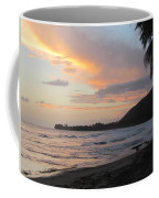 Beach At Sunset 6 Coffee Mug