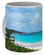 Beach At Tippy's Coffee Mug