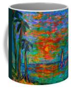 Beach Beauty Coffee Mug