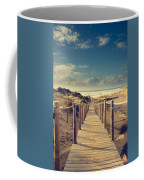 Beach Boardwalk Coffee Mug
