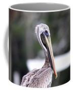 Beach Bum - Pelican Coffee Mug