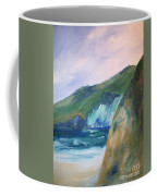 Beach California Coffee Mug