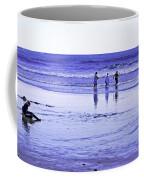 Beach Day Afternoon Coffee Mug