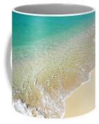 Golden Sand Beach Coffee Mug