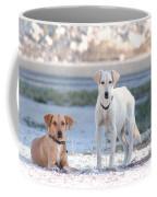 Beach Dogs Coffee Mug