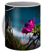 Beach Flower Coffee Mug